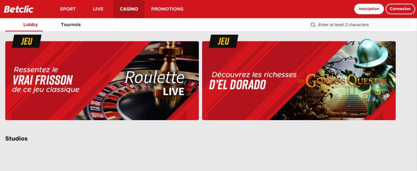 Betclic: paris sportifs mobiles via un appareil Android