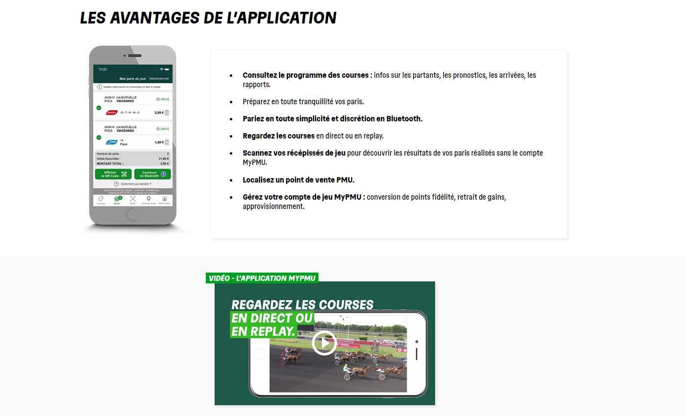 Promo de la compagnie PMU et autres avantages de la marque